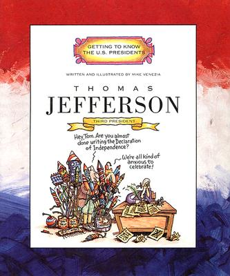 Thomas Jefferson By Venezia, Mike/ Venezia, Mike (ILT)